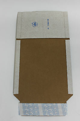 Multiwell 52 Medienverpackung, 217 x 155 x 10-50 mm, weiss Security-Strip, DINA5