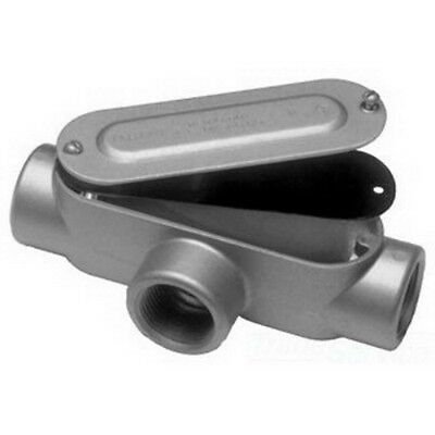 """THOMAS & BETTS 3/4"""" Type T Access Fitting Electric Threaded Conduit Body"""