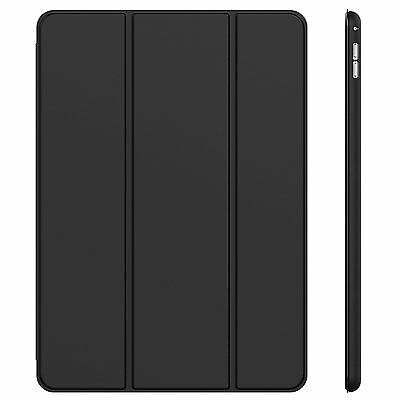 "Thick Hard Sleep Wake PU Leather Smart Cover Stand Case For iPad Pro 9.7"" 12.9"""