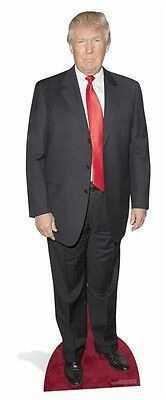 Donald Trump US Election Candidate Lifesize Cardboard Cutout Standee Stand Up