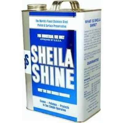 Sheila Shine Stainless Steel Cleaner & Polish, 1 gallon