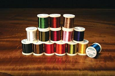 Danville Rayon 4 Strand Floss | Fly Tying Floss | Choice of Colours