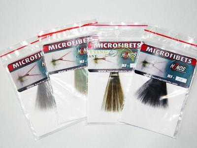 Hends Micro Fibbets | Fly Tying Materials | Choice of Colours