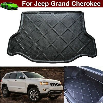 Car Pad Cargo Mat Trunk Liner Tray Floor Mat For Jeep Grand Cherokee 2012-2019