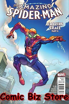 Amazing Spider-Man #1.6 (2016) 1St Printing Bagged & Boarded