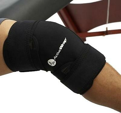 ActiveWrap Active Wrap Knee & Leg Ice & Heat Wrap Small / Med hot & cold therapy