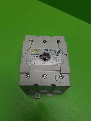 Hubbell Hblds60100Rs Circuit-Lock Replacement Switch D57820-01 100A A Amp 600V