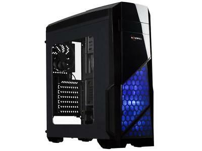 ROSEWILL GAMING ATX Mid Tower Computer Case, Supports up to 380 mm long VGA Card