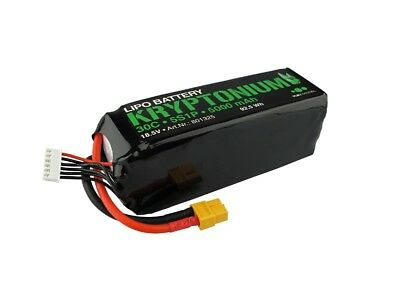 Yuki Model LiPo  5s1p  18,5V  5.000mAh  30C  KRYPTONIUM  XT60 - 801325