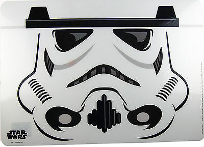 Star Wars Children's WHITE STORMTROOPER Dinner Place Mat