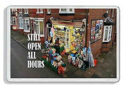 Still Open All Hours Tv Show And Dvd Fridge Magnet *great Gift* Uk Seller