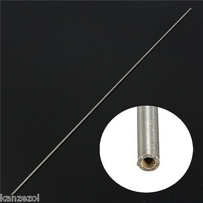 5pcs OD 1mm x 0.7mm ID 304 Stainless Steel Capillary Tube Length 500mm Pipe