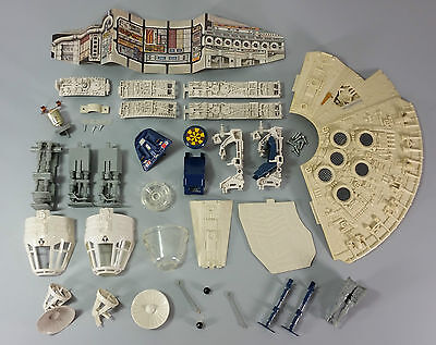 Vintage Star Wars Millennium Falcon Parts - Many To Choose From!