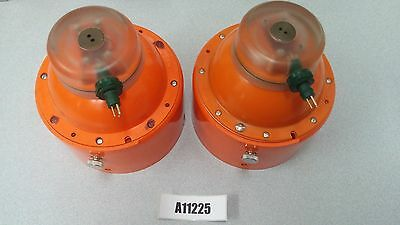 LOT (2) Gyroscope Compass Military Surplus 309 Sender Serial N06003 Digicourse