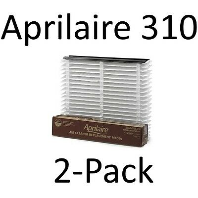 Aprilaire / Space-Gard #310 MERV 11 Replacement Filter - 2 Pack - OEM Rapid Ship