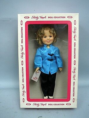 "Ideal 12"" Shirley Temple as The Stowaway MIB 1982 - All Original"