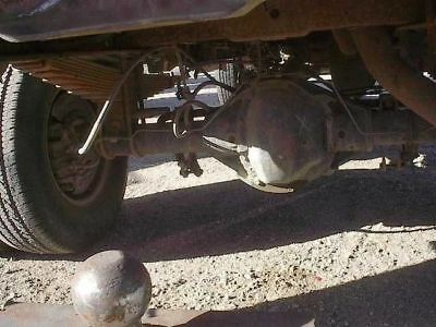 2001 ford f350 dually rear axle
