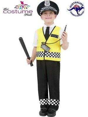 Kids Police Boy Costume/book Week/