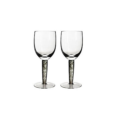 Denby Jet Red Wine Glass - Box of 2