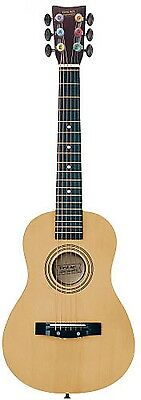 Guitar First Act Discovery Acoustic - Natural Music Play Learn Kid-sized New!!!