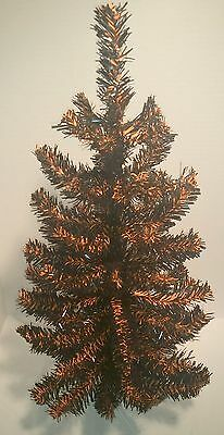 Cincinnatti Bengals 4FT Christmas Tree, Black & Orange Team Colored Tree