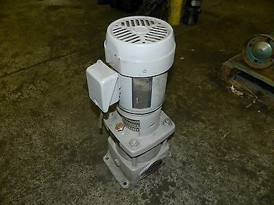 Grundfos 1 HP Multistage Coolant Pump, CR8 /  CR8-20/1, AAA-AUUV, Used