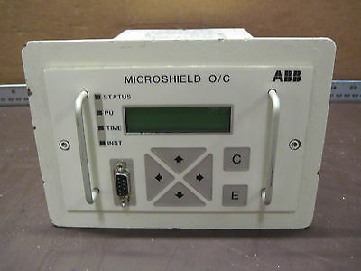 ABB Microshield O/C Multiphase Time-Overcurrent Relay