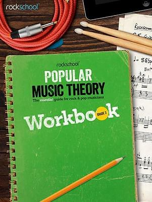 Rockschool: Popular Music Theory Workbook Grade 3