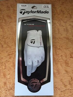 NEW TaylorMade Tour Preferred White Golf Glove Size XL Extra Large N2352523
