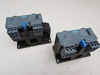 Lot Of 2Qty Siemens Esp200 Overload Relays 48Bth3S00 50-200A 600V Xlnt Takeouts!