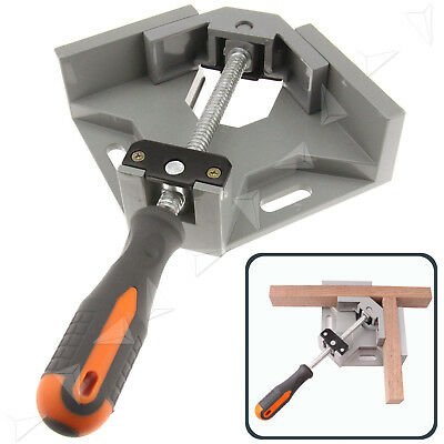 90° Corner Clamp Right Angle Clamp Woodworking Vice Wood Metal Welding