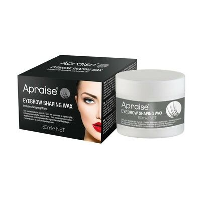 Apraise Eyebrow Clear Shaping Wax 50ml Professional Definition & Fixing Make-up