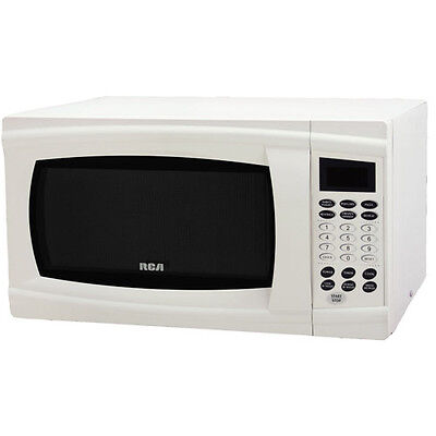 RCA 1.1-cu ft Microwave, White