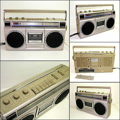 National Panasonic RX-4950SA Radio Cassette Boombox