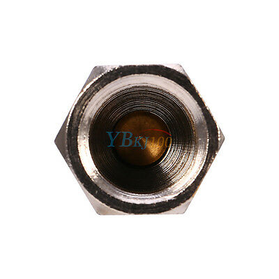 """New 1 * 1/8"""" BSPP Female Full Ports One Way Air Check Valve"""
