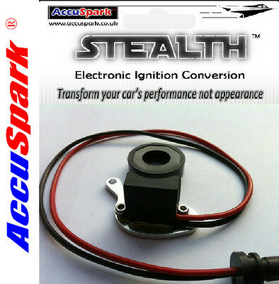 Bedford CF 1800 69-82  AccuSpark Stealth Electronic ignition kit all years,Kit31