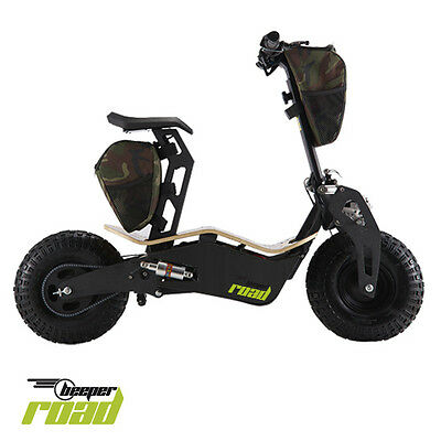Scootcross batterie lithium ION BEEPER ROAD