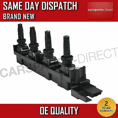 Peugeot 206,307,406,407,607,807 2.0 / 2.2 Ignition Coil Rail 2000>On *brand New*