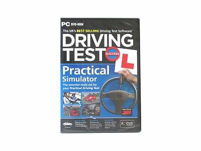 Driving Test DVD Practical Simulator PC