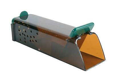 Humane Mouse Trap Plastic Live Capture & Release Rodent without Injury