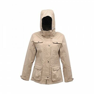 Regatta High Spirits Womens Waterproof Breathable Windproof Jacket
