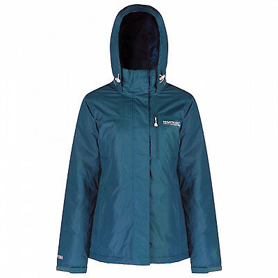 Regatta Banktop Womens Waterproof Breathable Padded Insulated Jacket
