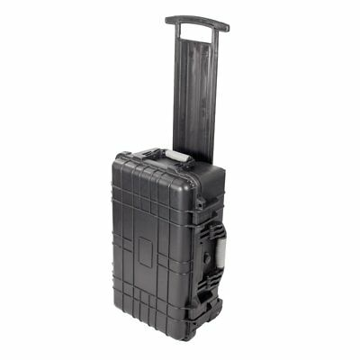Waterproof Tough Roller Case with Foam Lining (Cabin Friendly) Hard Bag Location