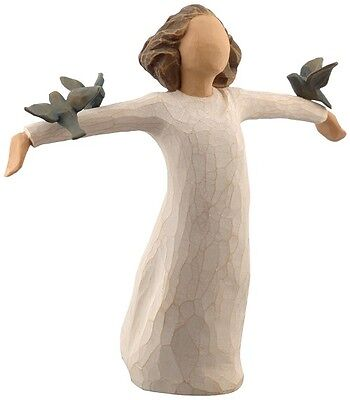 Willow Tree - Happiness Figurine Gift Idea New