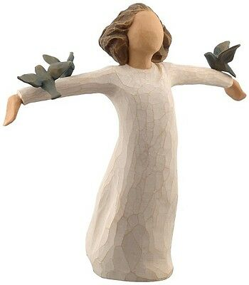 Willow Tree - Happiness Collectable Beautiful Gift NEW