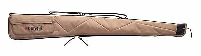 "BENELLI CASE SOFT 52""  Factory Soft Case 90097 Tan with pouch NEW BENELLI CASE"