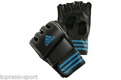 Adidas MMA Grappling Training Gloves Fight UFC Cage Sparring