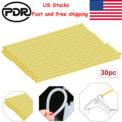 PDR Tools Glue Sticks Car Body Paintless Dent Repair Puller Hail Removal 5//10//30