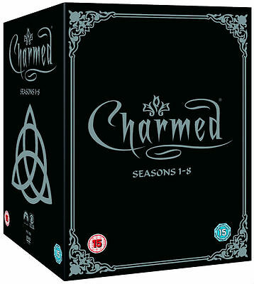 CHARMED - Complete Series 1-8 Collection Box Set (NEW DVD R4)