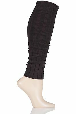 Ladies 1 Pair Falke Striggings Rib Leg Warmers